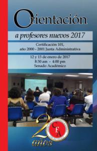 profesores nuevos 2017 promo