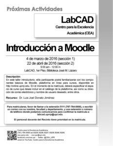 Promocion LabCAD Moodle 4 marzo2016