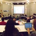Orientación a Profesores Nuevos 2014. – 29 de agosto, 5 y 12 de septiembre de 2014. CEA TV 1/5 Next» Ver más videos [+] PRÓXIMAS ACTIVIDADES Ciclo de Capacitación en desarrollo de videos para fortalecer la enseñanza Post-producción montaje y muestra. Taller 3 March 9, 2018 Pistas para la construcción de la metodología y el desarrollo de la investigación transdisciplinaria March 9, 2018 Certificado en avalúo del aprendizaje en la sala de clases GRUPO 2: Introducción al avalúo (presencial) March 13, 2018 La comunidad de práctica como refuerzo de la educación a distancia en el Recinto de Río Piedras March 13, 2018 Calendario [+] NOTICIAS Módulos de capacitación en línea Módulo en línea de capacitación sobre asuntos de personal a directores de departamento y miembros de comités de personal Próximas Actividades Boletin del CEA agosto-diciembre 2017 Calendario enero - junio 2018 más (+) DOCUMENTOS Boletines del CEA Informes anuales Opúsculo Solicitud de convalidación en horas de Ética para recursos. Oficina de Ética Gubernamental ENLACES Decanato de Asuntos Académicos Decanato de Estudios Graduados e Investigación División de Tecnologías Académicas y Administrativas MIUPI Red Graduada/Centro de Aprendizaje y Desarrollo Profesional Universidad de Puerto Rico, Recinto de Río Piedras