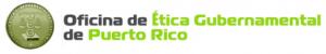 Logo oficina de ética gubernamental de puerto rico